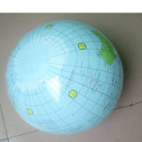 Pvc of TPU Inflatable LED Globe voor Promotion of School Study