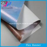 Publicidad de la bandera puesta a contraluz PVC de la flexión