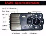 1080P миниый автомобиль DVR с супер ночным видением