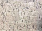 Couro artificial do falso de madeira superior da grão do Sell para sapatas, sacos, decoração, mobília (HS-Y59)
