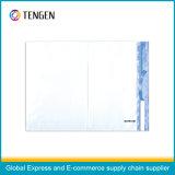 Verpackungs-Beleg-Umschlag mit Einfach-Zerreißendem Streifen