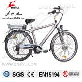 700C 알루미늄 합금 250W 무브러시 모터 전기 도시 자전거 (JSL034B-4)