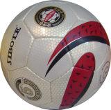 3# Bal van het Voetbal van pvc de Hand Genaaide