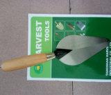 Trowel da alvenaria da ferramenta do aço de carbono da ferramenta