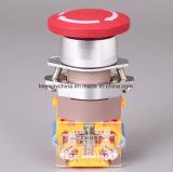 キー溝のブランドの訓練22mmの緊急の押しボタンスイッチ