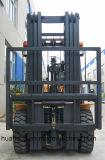 тепловозная платформа грузоподъемника 4.0Ton с двигателем Yanmar 4TNE98 (HH40Z-E8-D)