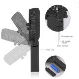 Topsharp Handfan Hf308 mini kleiner nachladbarer 18650 Batterie USB-Ventilator