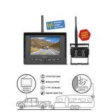 バスのための無線夜間視界のカメラが付いている5 InchヴァンRear-View Digitalの無線モニタ