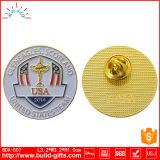 Значок Pin отворотом металла эмали промотирования изготовленный на заказ ревизованный Дисней