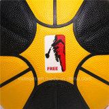 14 Panel-mini kleiner glänzender lederner Basketball