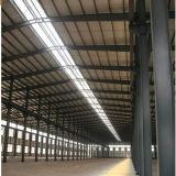Structure métallique préfabriquée de coût bas et de qualité, entrepôt en acier de construction