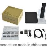 4k WiFi I68 heißer intelligenter Android Fernsehapparat-Kasten mit freien Kanälen