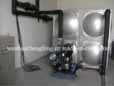 Réservoir d'eau d'acier inoxydable