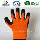 Перчатки латекса, перчатки безопасности, перчатки работы (SL-509)