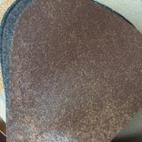 Cuero sintetizado de la PU para el sofá de los muebles que hace Hx-F1740