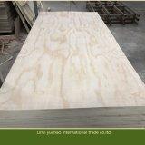Triplex het van uitstekende kwaliteit van de Pijnboom voor Meubilair en Decoratie
