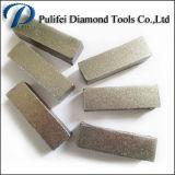Segment de meulage en pierre abrasif d'étage de sol de mosaïque pour le meulage concret