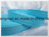 """ blaues gewebtes Material des Polypropylen-450d 1.25 für Beutel"
