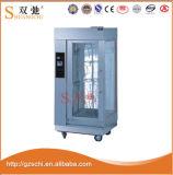 Qualité d'acier inoxydable Shawarma/machine électrique de Rotsserie de poulet
