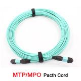 Gemaakt in Koord van het Flard van de Vezel van China MTP/MPO het Optische/Vlecht/Schakelaar/Adapter MPO
