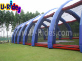 Grande tenda gonfiabile del reticolato di Paintball per i giochi di Paintball