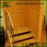 Panneau imperméable à l'eau d'OSB pour le projet de meubles et de Chambre/hôtel