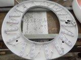 Signe avant lumineux de lettre de la Manche d'acrylique/résine 3D DEL