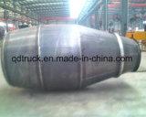 3-9 m3 구체 믹서 탱크 집합을 포장하는 콘테이너