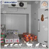 Комната охладителя Shinyer для свежих овощей и плодоовощей