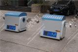 modello Stg-100-10 di lunghezza del diametro 100mmx1000mm del tubo del quarzo del forno a camera del laboratorio 1000c