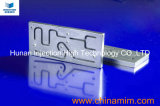 Pièces d'acier inoxydable de métallurgie des poudres pour personnalisé