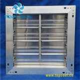 Blind het van uitstekende kwaliteit die van het Aluminium voor Groen Huis of Andere Toepassing wordt aangepast