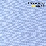 De algodão da tela do Twill tela 100% de matéria têxtil Herringbone