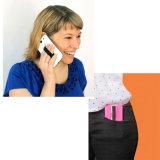 Suporte de dedo do telefone móvel Sling Rubber Grip