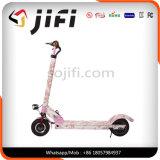 Scooter de mobilité de scooter de coup-de-pied de traitement, scooter électrique