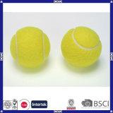 Pelota de tenis aprobada de Itf de los deportes populares
