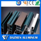 Perfil de alumínio da extrusão do melhor alumínio da qualidade 6063 com várias cores