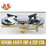 Mini stufa di gas portatile con la testa della stufa di cucina della Nigeria