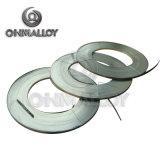 Яркий сплав прокладки Ni30cr20 поверхностного покрытия Nicr30/20 для резистора усилия чувствительного