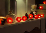 Beleuchtung der Haus-Dekoration Catton Kugel-LED