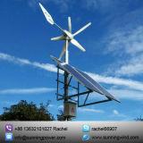 リモートエリアのための風力システム