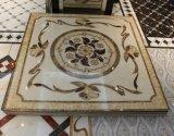 Плитка ковра керамического пола Polished золотистая с дневным светом