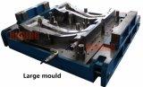 CNC de la precisión que trabaja a máquina en el bastidor del metal para el componente de la precisión (HEP1060M)