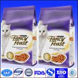 Saco plástico do alimento de animal de estimação (L)