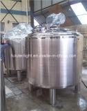 1000L Chemische het Mengen zich van het roestvrij staal Pot