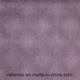 Tessuto domestico del sofà della presidenza della tappezzeria della tessile tinto pianura