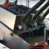 Deshidratación de lodos populares Sistema de tornillo Filtro Prensa