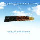 Mangueiras de coextrusão para ar., Água, óleo combustível., Solventes químicos, tinta