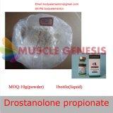Propionato oral Masteron de Drostanolone del polvo del esteroide anabólico para el Bodybuilding