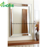 Espejo decorativo de la pared del rectángulo del hogar más barato de lujo de la sala de estar